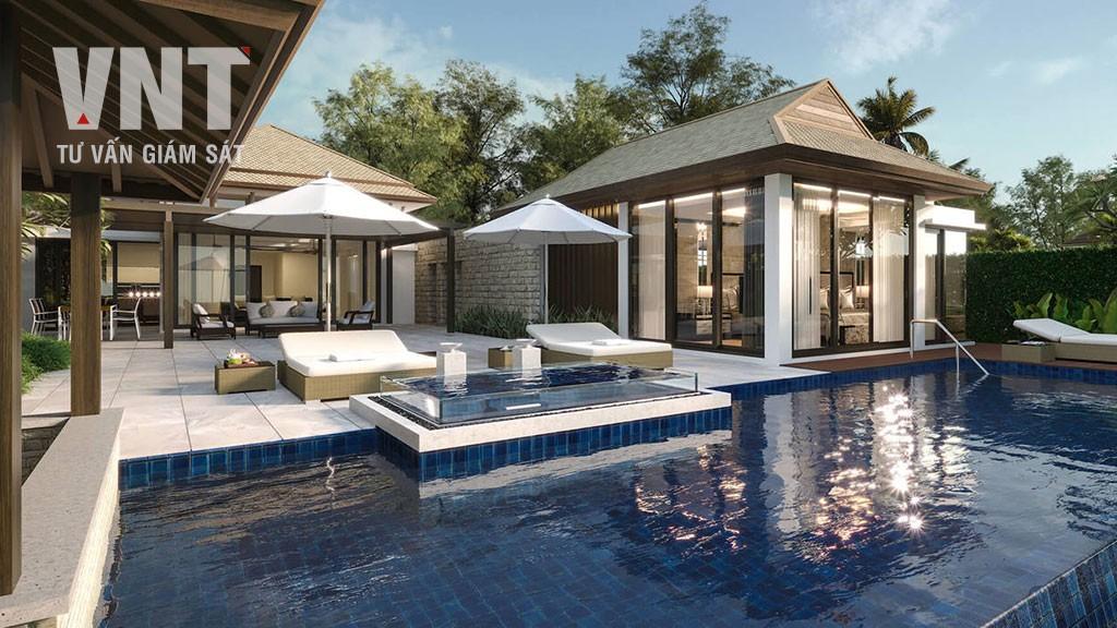 TCVN 12870:2020 - Biệt thự nghỉ dưỡng - Yêu cầu chung về thiết kế