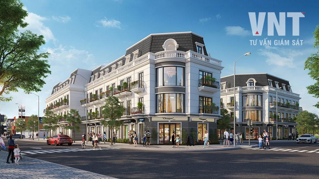 TCVN 12872:2020 - Nhà thương mại liền kề - Shophouse - Yêu cầu chung về thiết kế