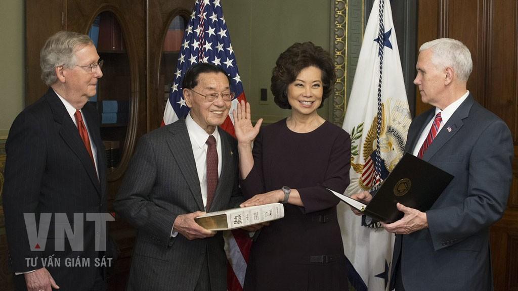 Tổng thống Mỹ cũng phải bái phục cách dạy con của Vua tàu biển người Hoa - Zhao Xicheng