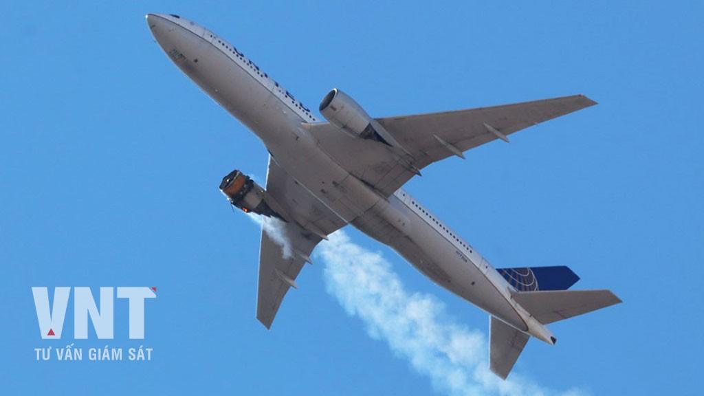 [Hot] - Boeing 777 bị cấm bay tại Mỹ và Nhật Bản sau khi gặp...
