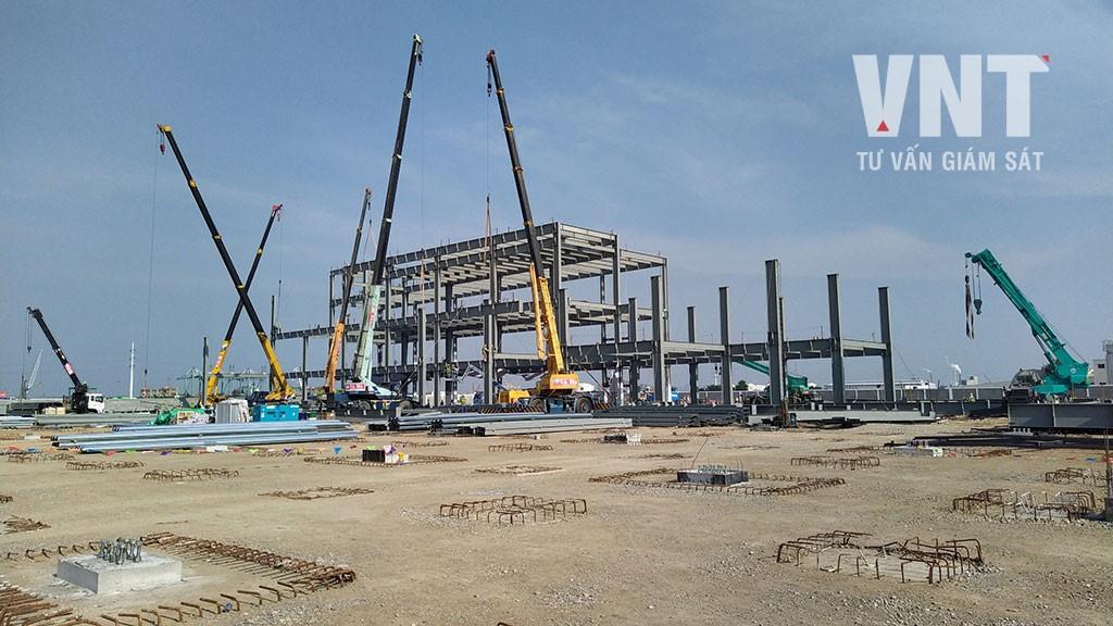 Tuyển dụng kỹ sư giám sát cơ điện (M&E) cho dự án tại Hải Phòng