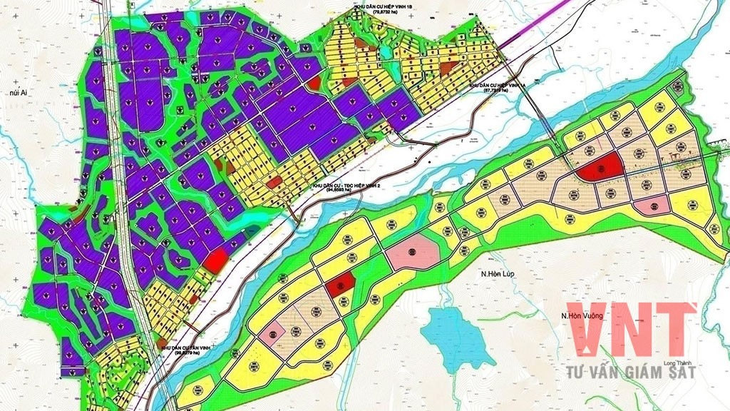 QCVN 01:2021/BXD - Quy chuẩn kỹ thuật quốc gia về Quy hoạch xây...
