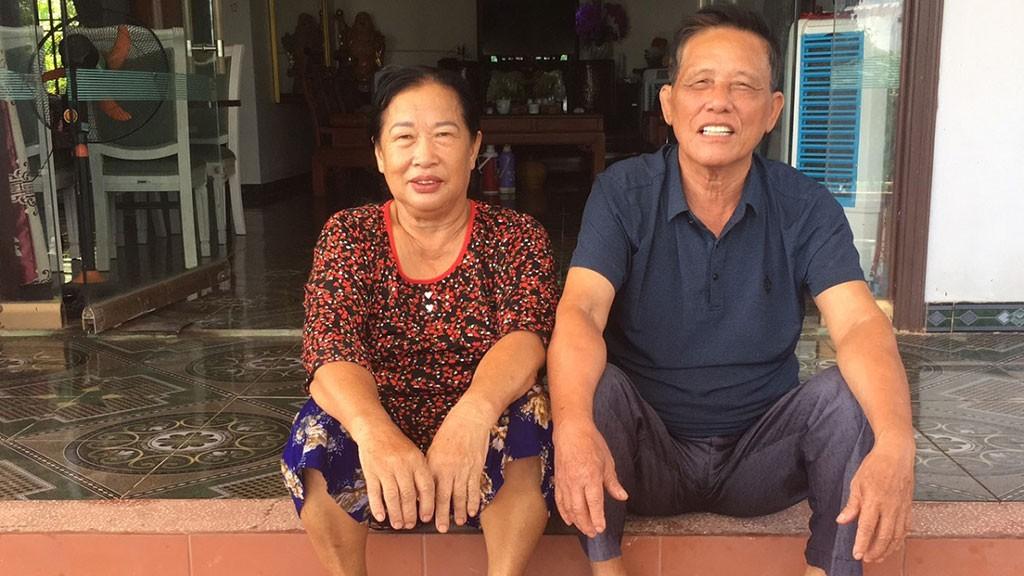 [Thái Bình] - Vợ chồng nông dân góp một tỷ đồng chống dịch