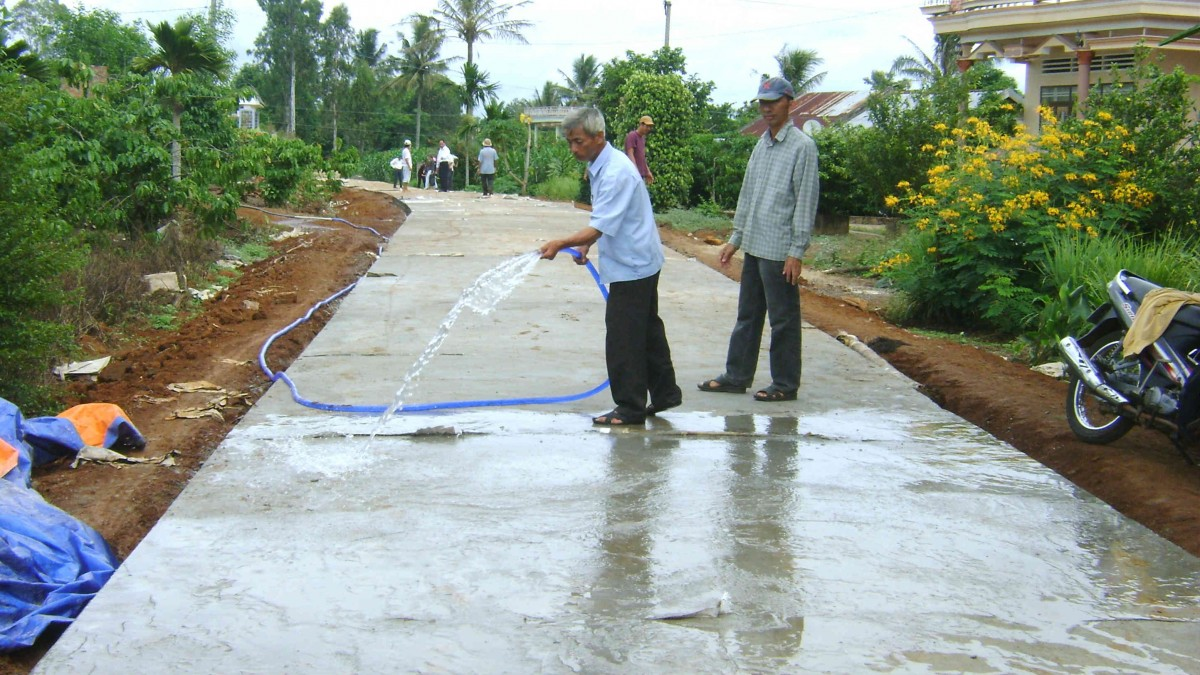 TCVN 9345:2012 - Kết cấu bê tông và bê tông cốt thép - Hướng dẫn kỹ thuật phòng chống nứt dưới tác động của khí hậu nóng ẩm