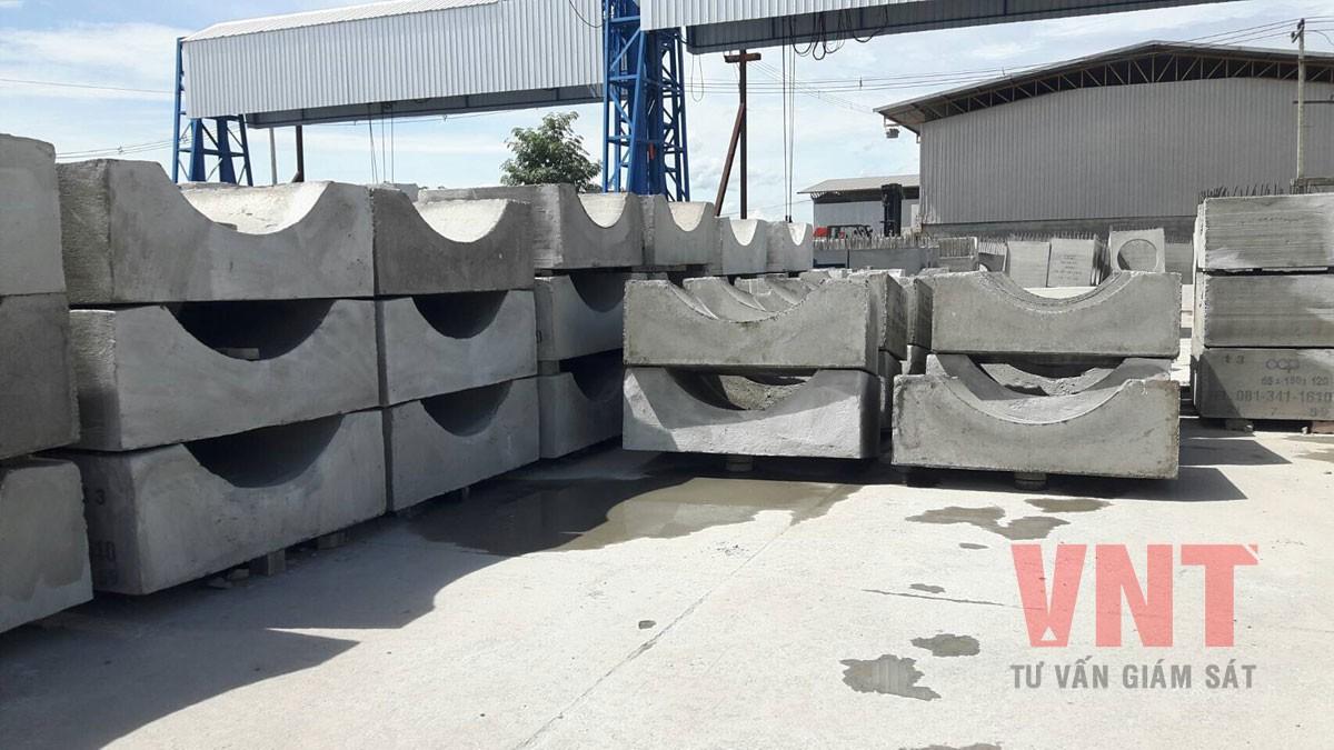 TCVN 10799:2015 - Gối cống bê tông đúc sẵn