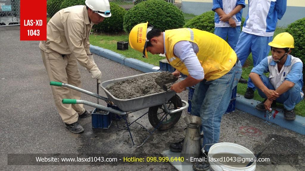 TCVN 3105:1993 - Lấy mẫu, chế tạo và bảo dưỡng mẫu bê tông