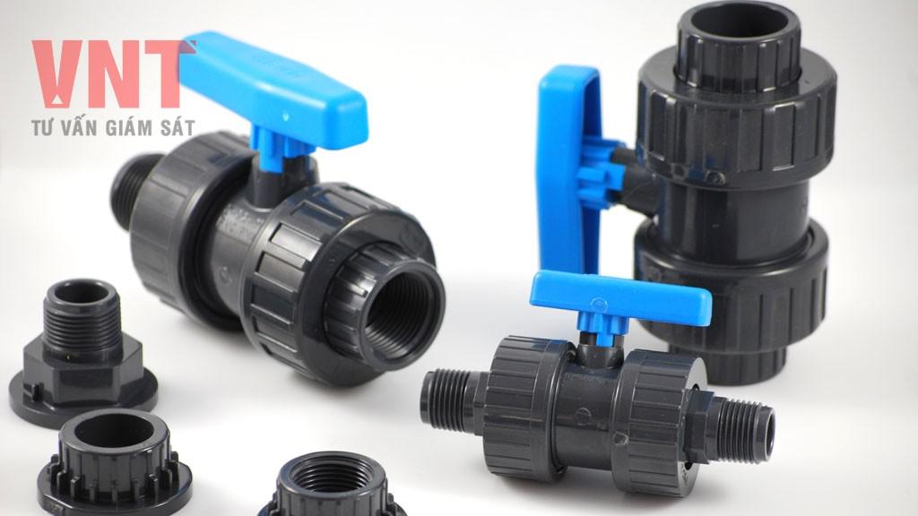 TCVN 8491-4:2011 - Van dành cho ống Poly (vinyl clorua) không hóa dẻo (PVC-U) dùng cho hệ thống cấp nước, thoát nước và cống rãnh trong điều kiện có áp suất