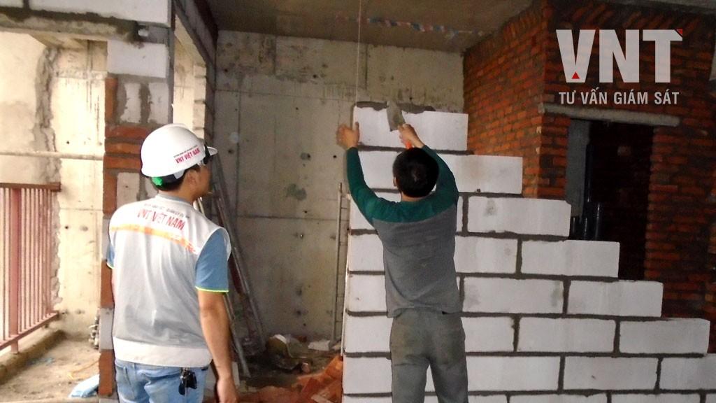 Chỉ dẫn kỹ thuật thi công và nghiệm thu tường xây bằng block...