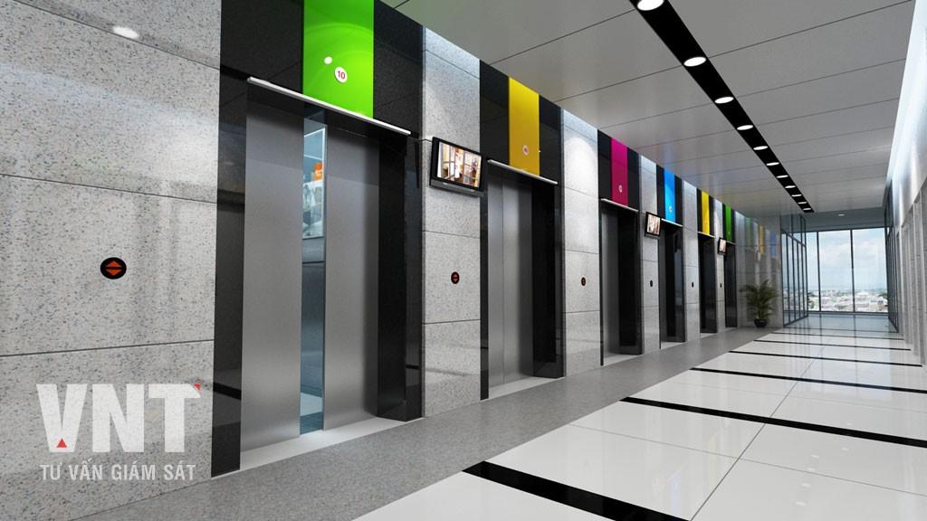 TCVN 7628-6:2007 - Lắp đặt thang máy chở người trong các khu chung cư - Bố trí và lựa chọn