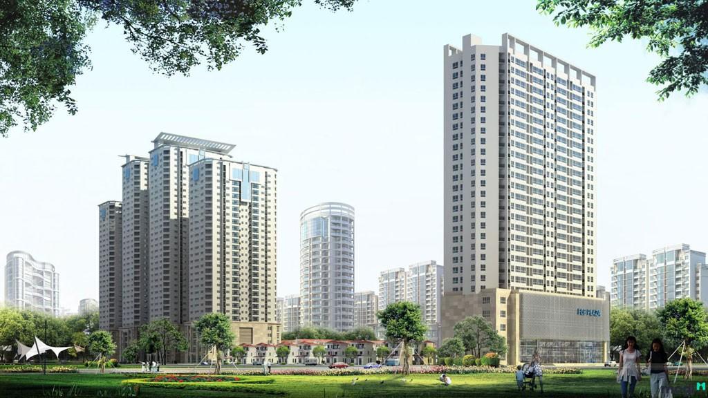 Quy chuẩn, tiêu chuẩn thiết kế chung cư cao tầng