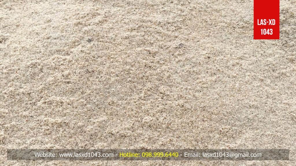 TCVN 10796:2015 - Cát mịn cho bê tông và vữa