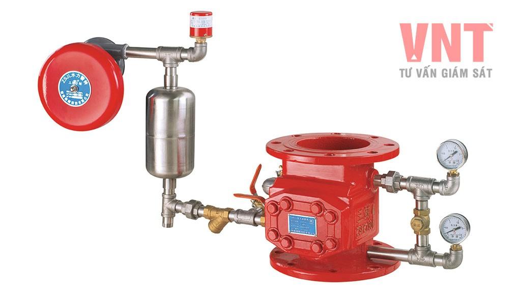 TCVN 6305-2:2007 - Hệ thống sprinkler tự động - Phần 2: Yêu cầu...