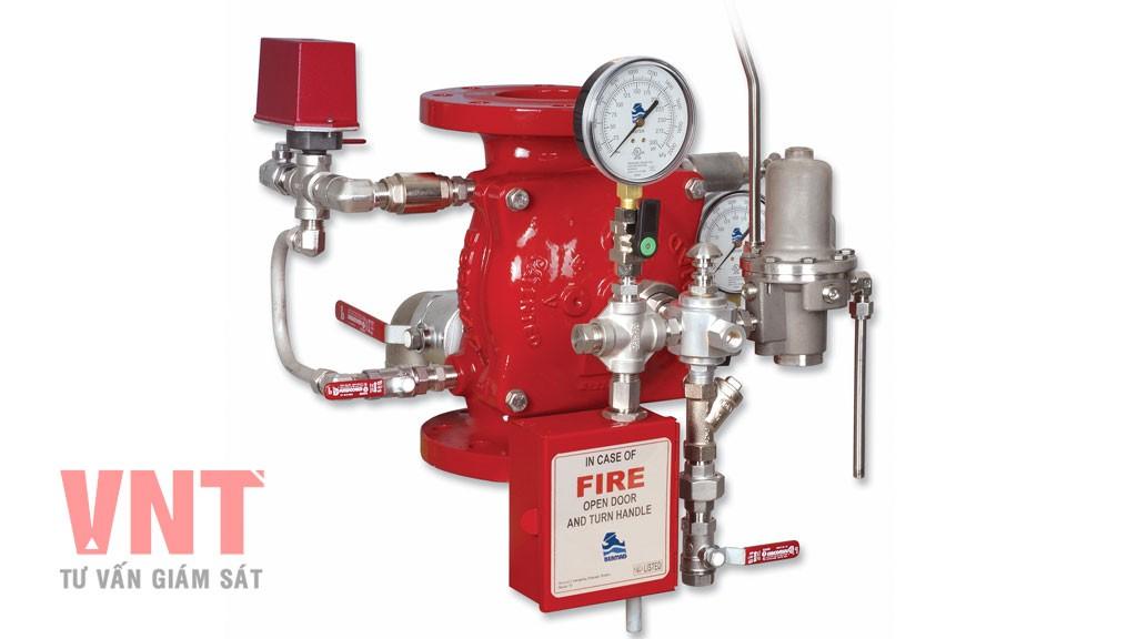 TCVN 6305-3:2007 - Hệ thống Sprinkler tự động - Phần 3: Yêu cầu...