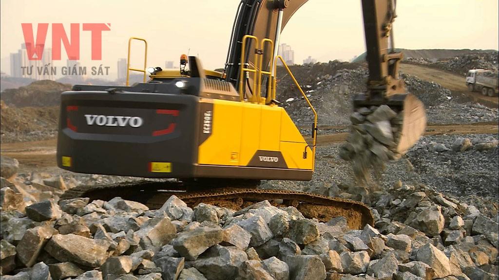 TCVN 11676:2016 - Công trình xây dựng - Phân cấp đá trong thi công