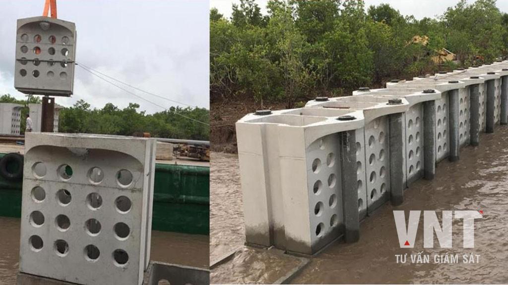 TCVN 12604-1:2019 - Cấu kiện kè bê tông bảo vệ bờ biển cốt...