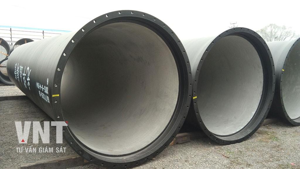 TCVN 10178:2013 - Lớp lót vữa xi măng dùng cho ống và phụ tùng...