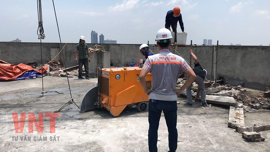 Tháo dỡ hay phá dỡ công trình xây dựng không phép, sai phép?
