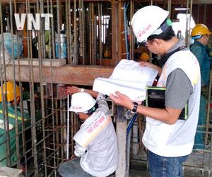 Tổng hợp các tiêu chuẩn giám sát thi công, nghiệm thu công trình