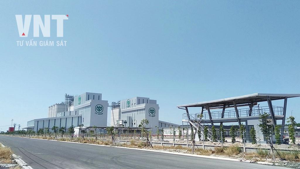 Nhà máy sản xuất thức ăn chăn nuôi Bình Phước