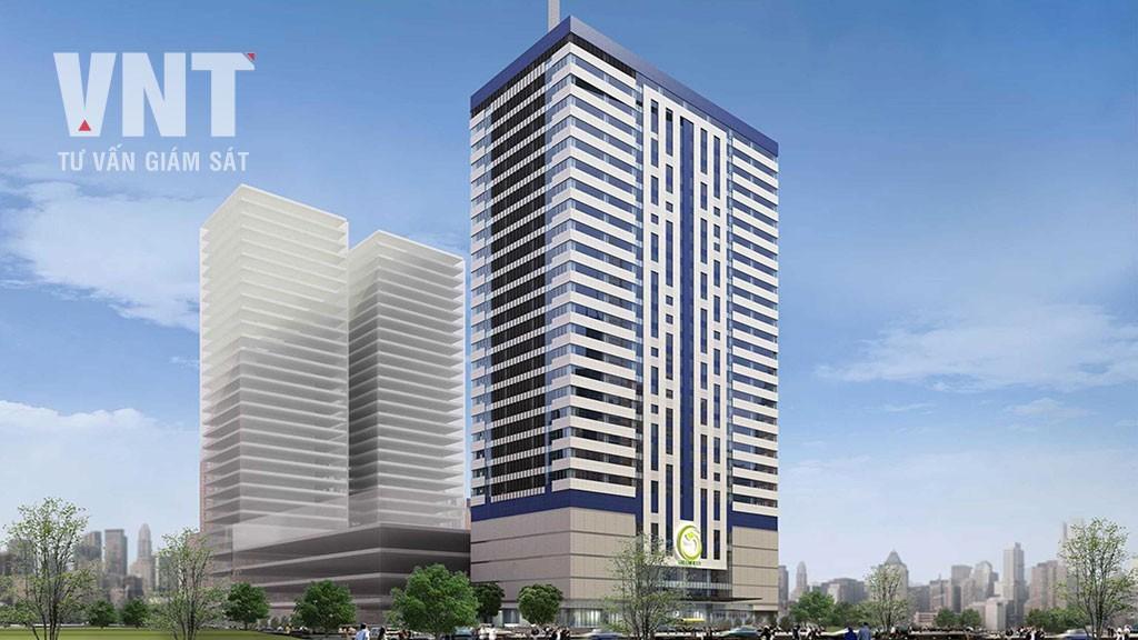 Tổ hợp nhà ở cao tầng kết hợp dịch vụ thương mại Thăng Long Gia Lâm